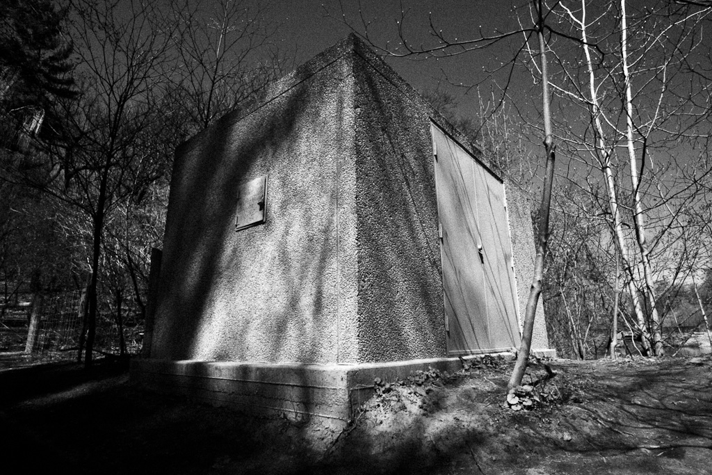 A Bunker in High Park