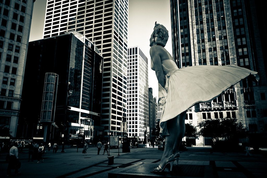 Marylin in Chicago II
