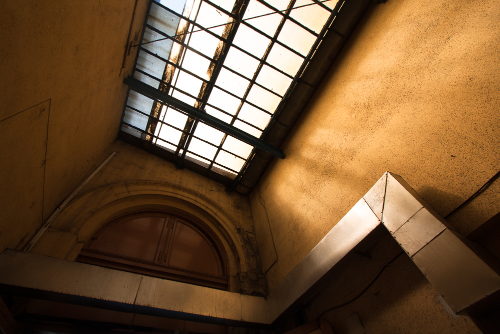 Skylight in Keleti