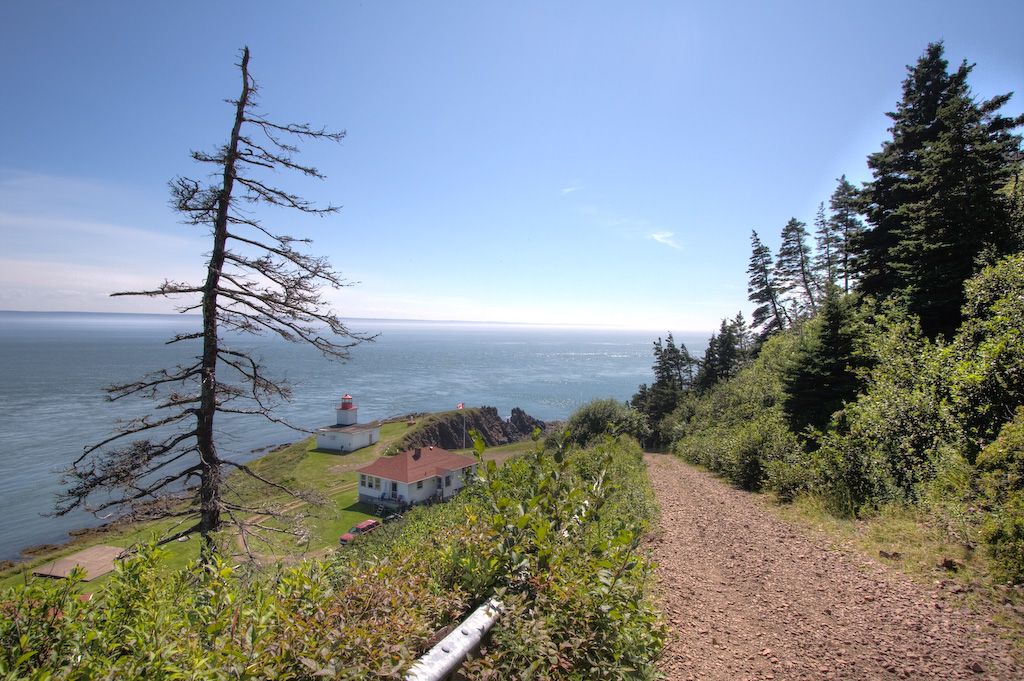Trail to Cape dOr