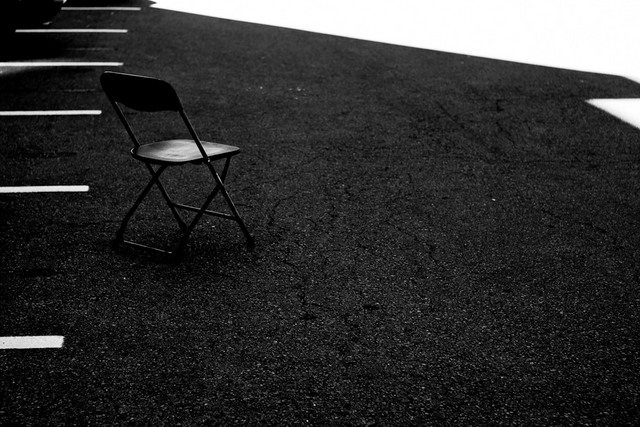 Chair on the Lot