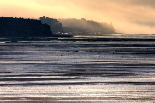 Fundy Bay at Sunrise 2