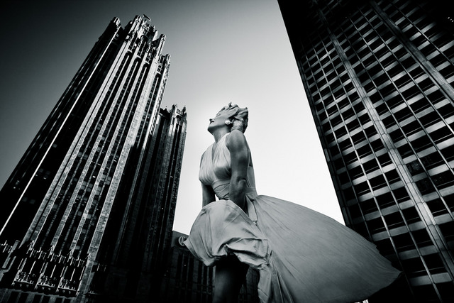 Marilyn in Chicago
