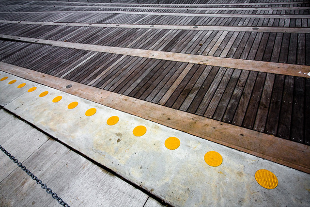 Queens Quay Boardwalk
