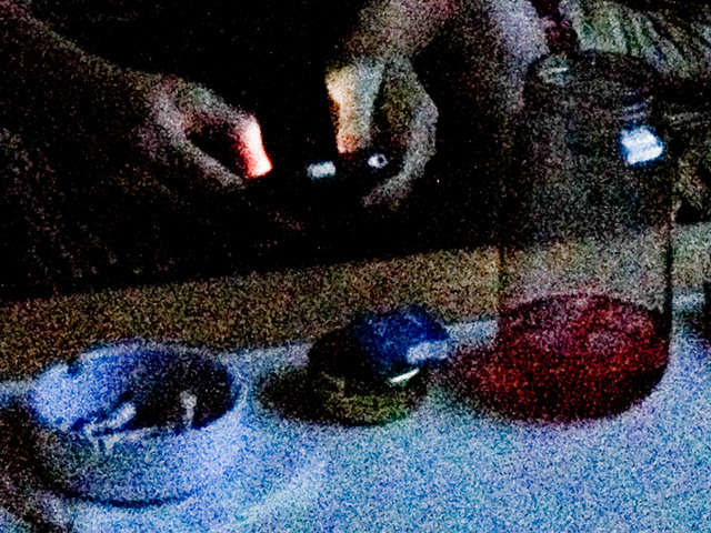 Still Life with iPhone and Ashtray