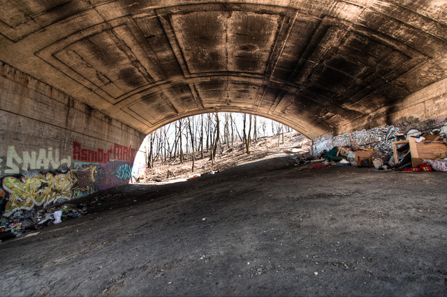 Under the Viaduct, Rosedale Valley