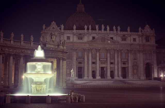 Vatican Lovers